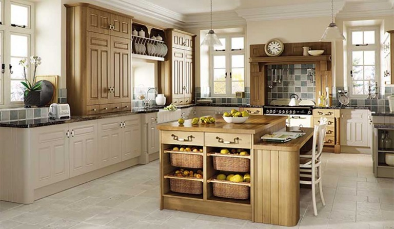 Broadway Classic kitchen door