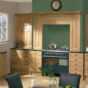 Oxford Classic kitchen door