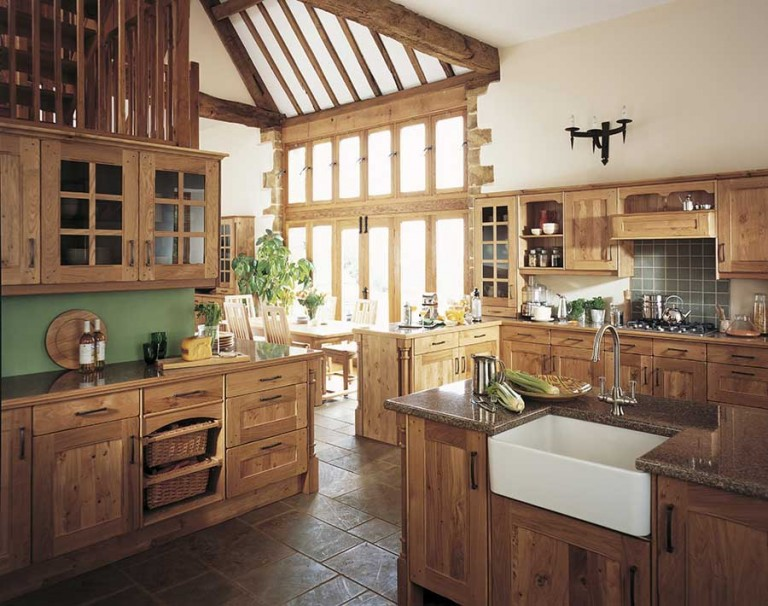 Arundel classic kitchen door