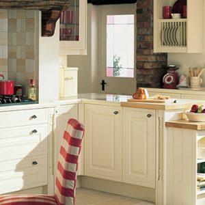 Buxton Classic kitchen door