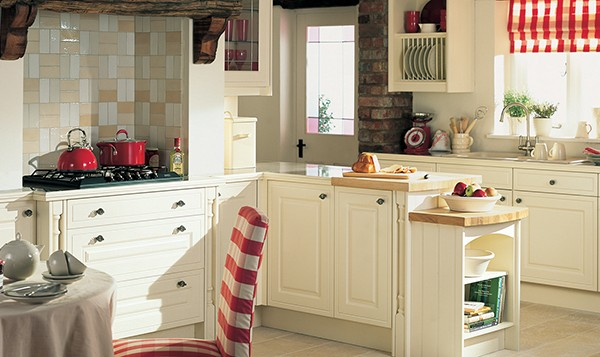 Buxton Classic kitchen door