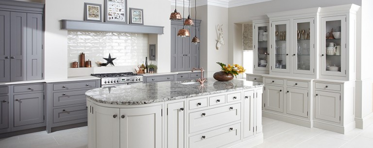 Langton In Frame Classic Shaker kitchen door