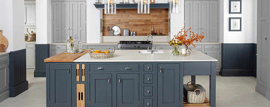Langton painted classic kitchen martha mockford for Kitchen ideas 2017 uk