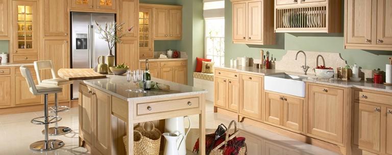 Tetbury In Frame Classic kitchen door