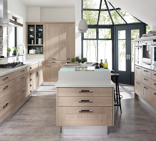 Broadoak Classic kitchen door