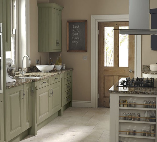 Coleridge Classic kitchen door