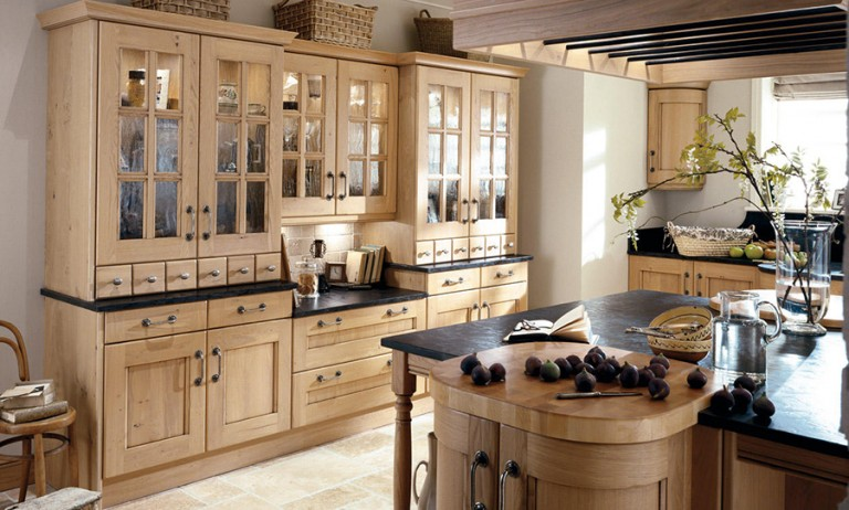 Croft Classic kitchen door