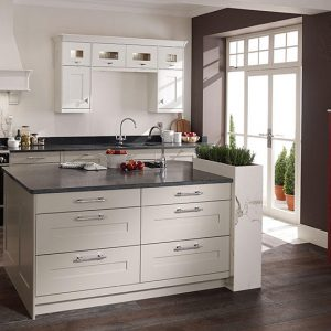 Fitzroy Classic kitchen door