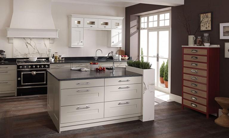 Fitzroy Classic kitchen door