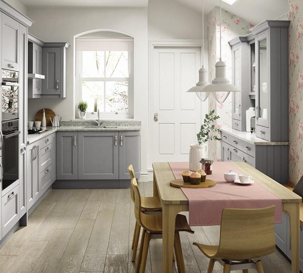 Mornington beaded Classic kitchen door