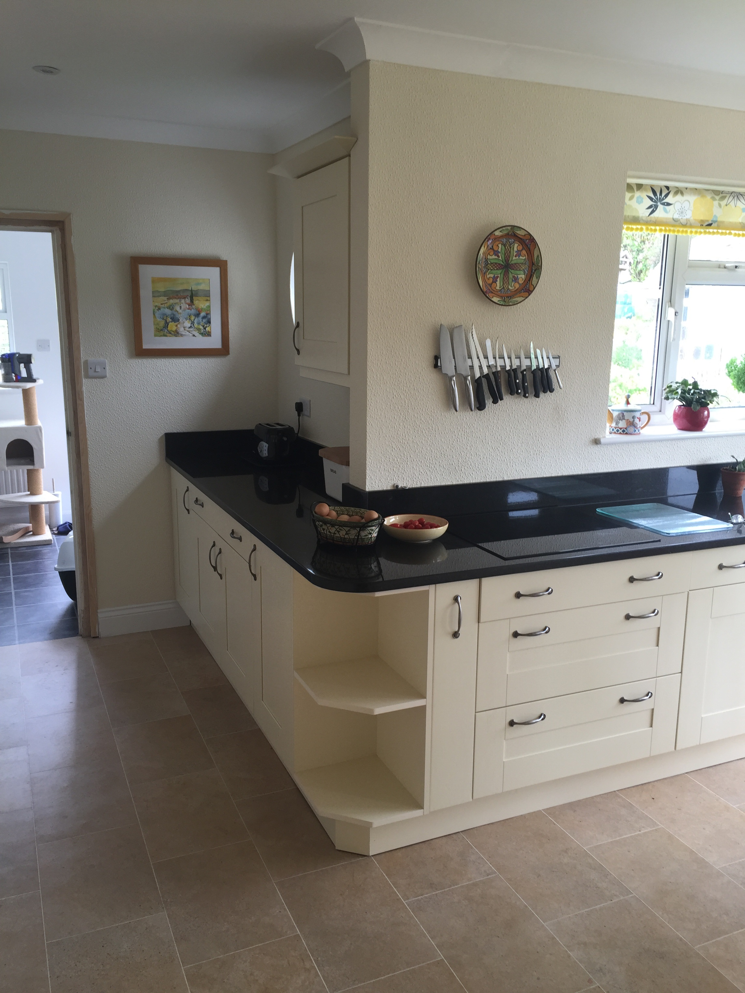 Broadoak Ivory kitchen