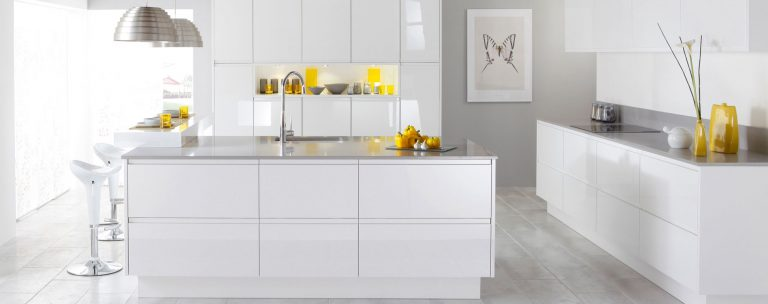 Malmo contemporary kitchen door
