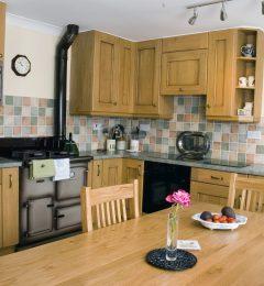 Croft Classic kitchen door