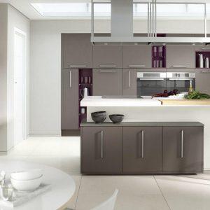 Inzo Contemporary Kitchen Door