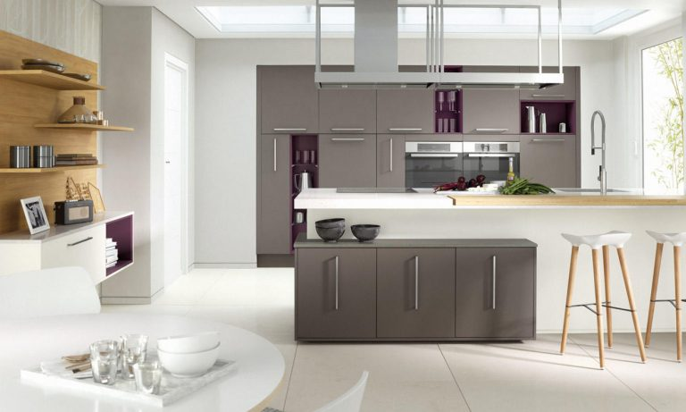 Inzo Contemporary Kitchen Door