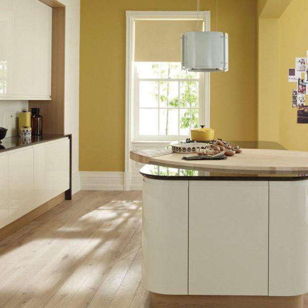 Remo contemporary kitchen door.