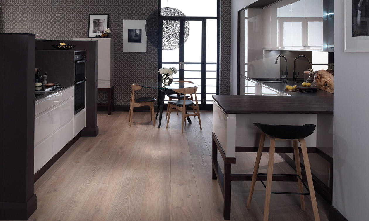 Remo Painted Contemporary Kitchen Martha Mockford