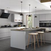 Strada-contemporary-matte-light-grey