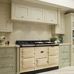 1909 In Frame Classic Kitchen Gallery With Aga and Companion