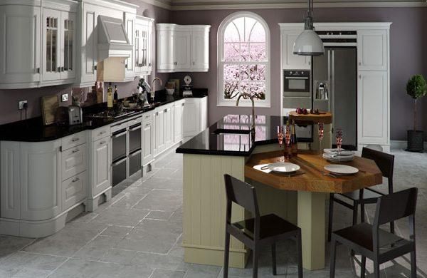 Dante Classic kitchen door