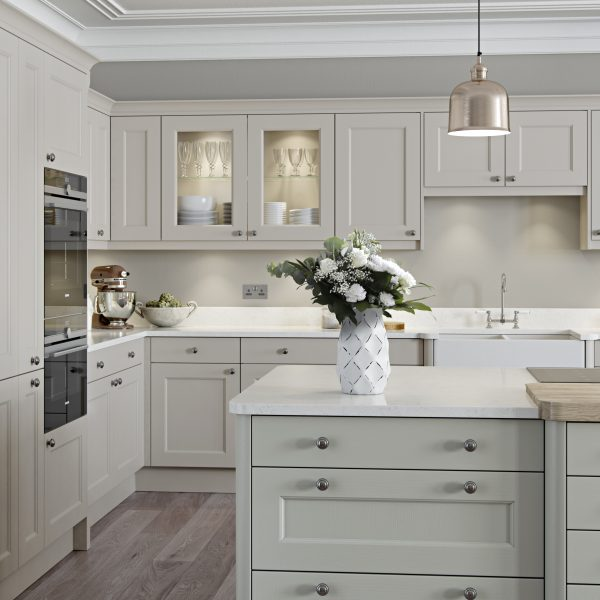 Finsbury classic kitchen door