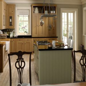 Iona Classic kitchen door