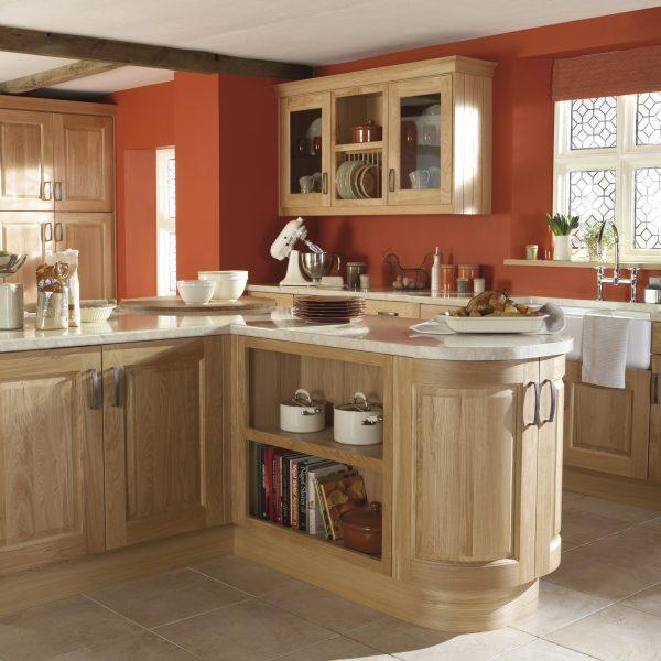 Kinsale Classic kitchen door