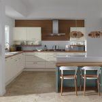 Milbourne  Classic grain texture Parchment white