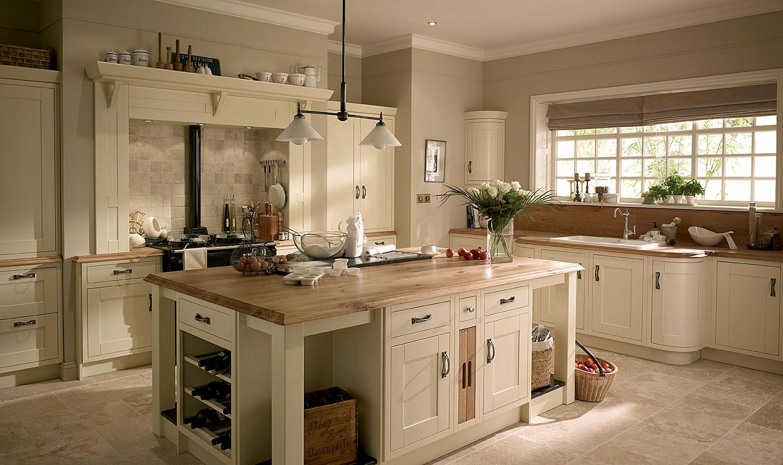 Milton Painted Classic Kitchen Martha Mockford