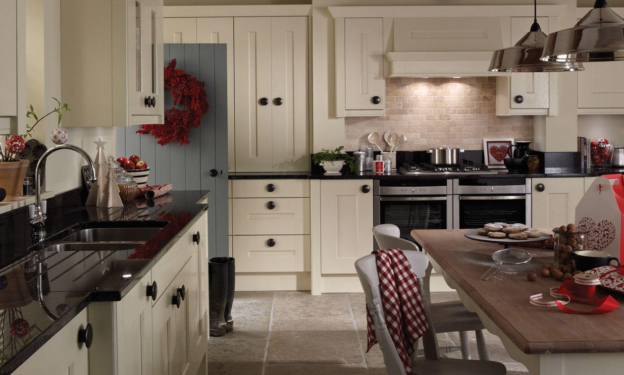 Langham Painted Classic Kitchen Martha Mockford