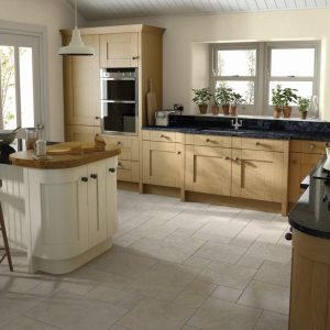 Milbourne Classic kitchen door