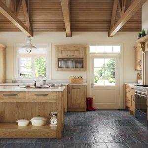 Clonmel Classic kitchen door