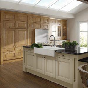 Jefferson Classic kitchen door