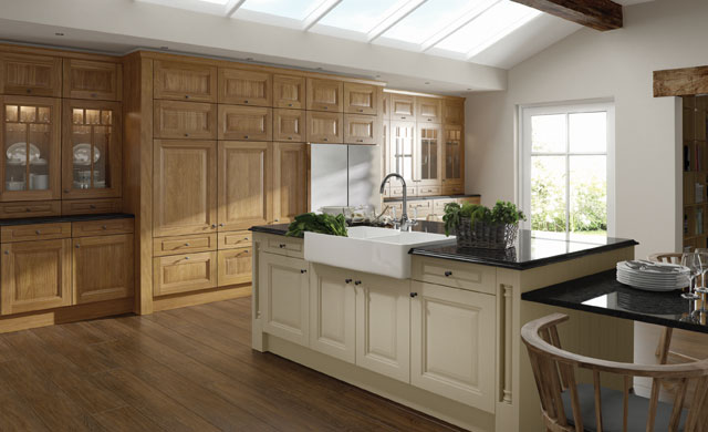 Jefferson Classic kitchen door