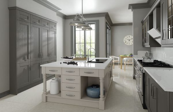 Madison Classic kitchen door