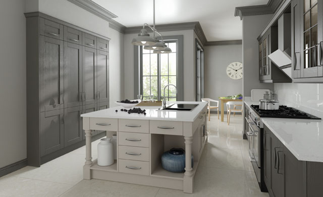 Marvelous Madison Classic Kitchen Door