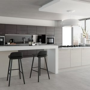 Tavola contemporary kitchen door