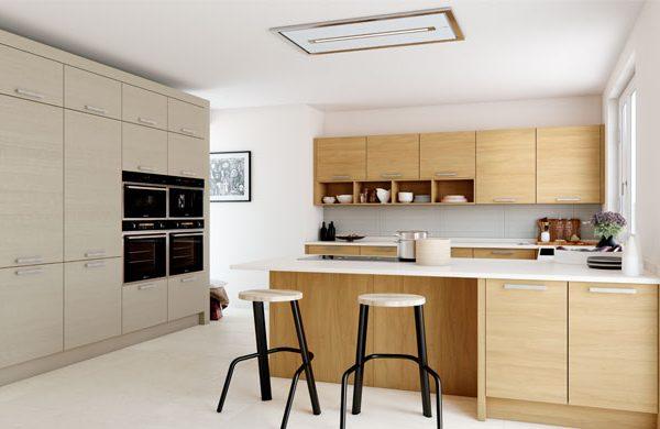 Tavola contemporary kitchen door