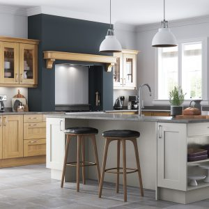 Wakefield Classic kitchen door