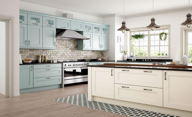 Wakefield Classic kitchen door