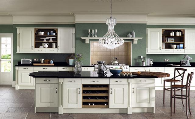 Windsor Painted Classic Kitchen Martha Mockford