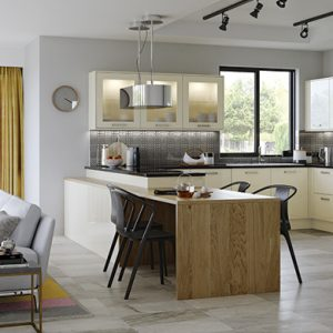 Zola contemporary kitchen door